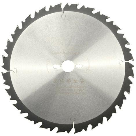 Lame de scie circulaire HM débit D. 315 x Al. 30 x ép. 3,2/2,2 mm x Z24 Alt + AR pour bois - Diamwood