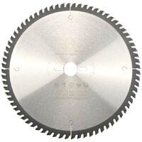 Lame de scie circulaire HM finition D. 300 x Al. 30 x ép. 3,2/2,2 mm x Z72 Alt pour bois - Diamwood