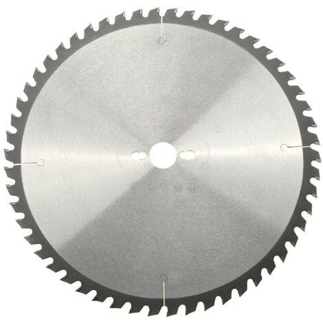 Lame de scie circulaire HM universelle D. 350 x Al. 30 x ép. 3,5/2,5 mm x Z54 Alt pour bois - Diamwood