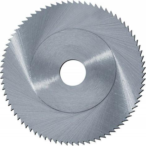 Lame de scie circulaire HSS D1838C 250X300X32 80 dents