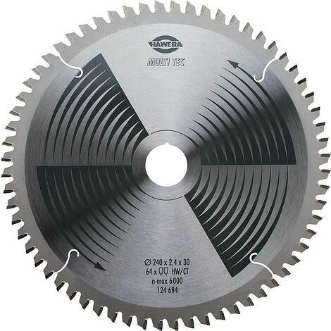 Lame de scie circulaire Karat Z54 190x30mm