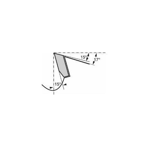 Lame de scie circulaire Optiline Wood Ø 30mm - 190 x 30 x 2,6 mm, 48 - 2 608 640 617