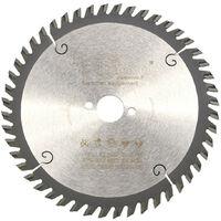 Lame de scie circulaire portative fine HM universelle D. 160 x Al. 20 x ép. 2,2/1,6 mm x Z48 Alt pour bois - Diamwood