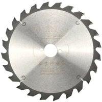 Lame de scie circulaire portative HM débit D. 230 x Al. 30 x ép. 2,8/1,8 mm x Z24 Alt pour bois - Diamwood