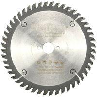 Lame de scie circulaire portative HM universelle D. 160 x Al. 20 x ép. 2,5/1,6 mm x Z48 Alt pour bois - Diamwood