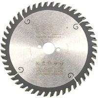 Lame de scie circulaire portative HM universelle D. 160 x Al. 30 x ép. 2,6/1,6 mm x Z48 Alt pour bois - Diamwood