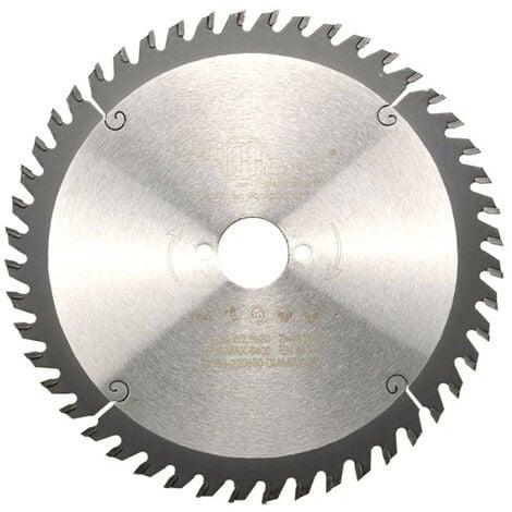 Lame de scie circulaire portative HM universelle D. 210 x Al. 30 x ép. 2,8/1,8 mm x Z48 Alt pour bois - Diamwood