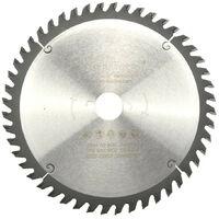 Lame de scie circulaire portative HM universelle D. 230 x Al. 30 x ép. 2,8/1,8 mm x Z48 Alt pour bois - Diamwood