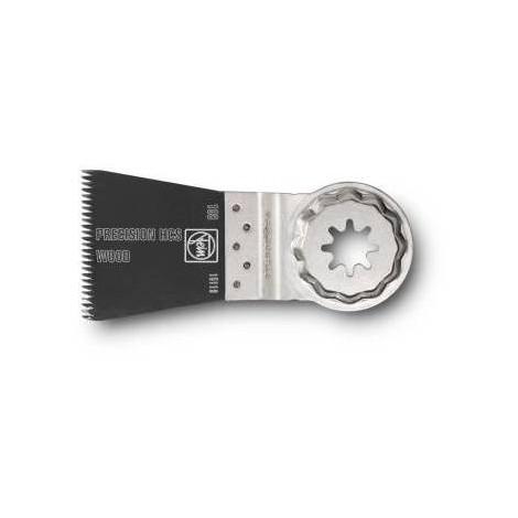 Lame de scie de précision bois E-Cut HCS SLP FEIN - 50x45 mm - 63502198210