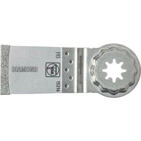 Lame de scie diamant E-Cut 35 mm x 50 mm W744381