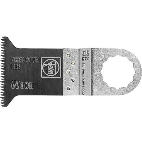 Lame de Scie FEIN Precision Forme L 120x50x45mm emballage : 1 piece