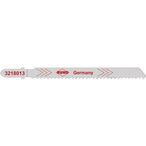 Lame de scie HSS 100 mm RUKO 3228013 5 pc(s)