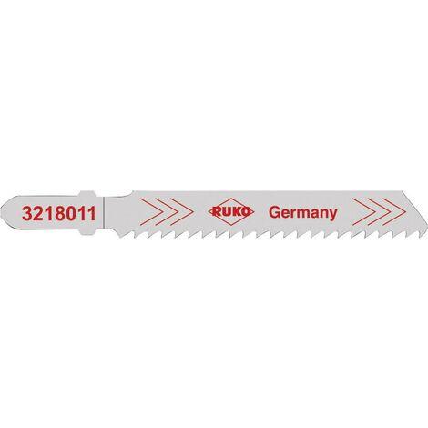 Lame de scie HSS 77 mm RUKO 3228011 5 pc(s) C91906