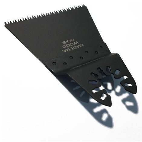Lame de scie oscillante HCS denture japonnaise 68 x 42 x 0,6 mm Quick-Change - QC5117 - Blue-Master - -