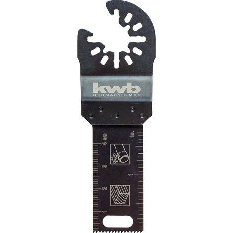 Lame de scie plongeante 22mm, CV KWB