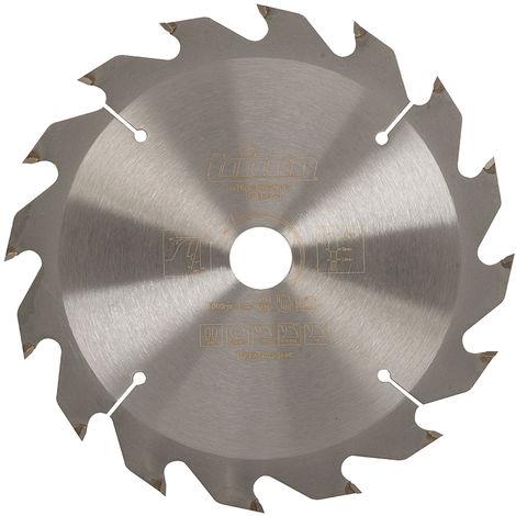 Lame de scie pour bois de construction Choix du modèle 165 x 20 mm / 16 dents