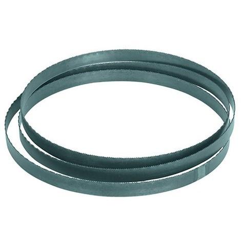 Lame de scie ruban bi-métal PAE 1638 x 0,6 x 13 mm pas variable 10/14 TPI pour scie BS 115 et BS 125PRO - -