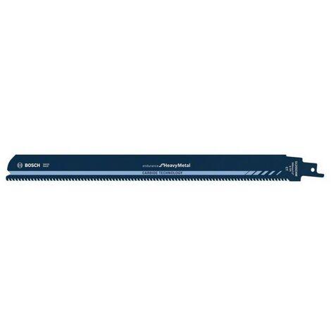 Lame de scie sabre Bosch Accessories S 1255 CHM 2608653184 Longueur lame de scie 300 mm 1 pc(s)