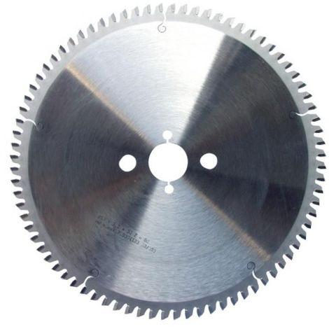 Lame de scies circulaires carbure gouge, diamètre 250 mm, 48 dents