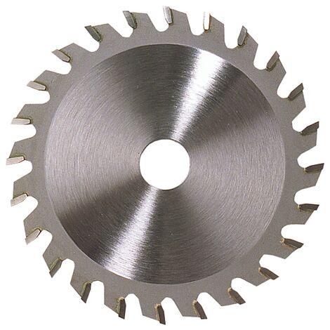 Lame de scies circulaires carbure pour aluminium ou PVC, diamètre 250 mm, 60 dents