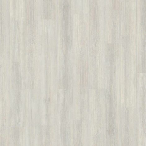 Lame de sol PVC clipsables - boite de 12 lames sol vinyle imitation parquet - 2,68m² - Starfloor Click 20 - chêne scandinave blanc- TARKETT