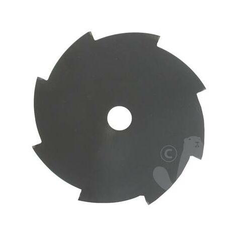 Lame Débroussailleuse 8 Dents 230mm