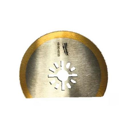 Lame multi-matériaux titane 80 mm MILWAUKEE - 48900035