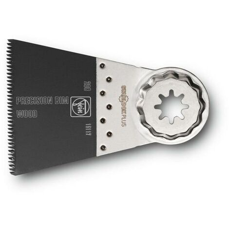 Lame plongeante Bi-métallique Fein E-Cut Precision 63502208240 65 mm 10 pc(s) W746761