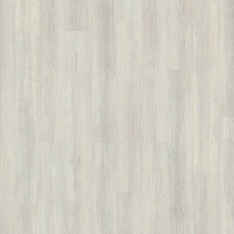 Lame PVC à clipser - boite de 12 lames - 2,68m² - Starfloor Click 20 - imitation parquet Scandinave Wood blanc - Tarkett