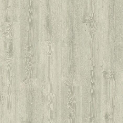 Lame PVC à clipser - boite de 7 lames - 1,61m² - Essentiel Click 30 - imitation parquet Scandinavian Oak Dark Beige - Tarkett
