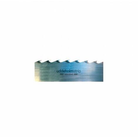 Lame ruban trempee 2120 x 20 x 0.5 mm - Uddeholm - Kity 612
