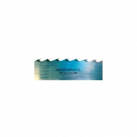 Lame ruban trempée 2240 x 6 x 0.55 Uddelholm - Delta Fox Woodstar