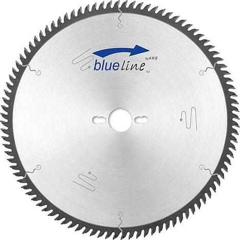Lame scie circulaire AKE blueline D : 216x2,8x30mm 48 dents pour aluminium et plastique
