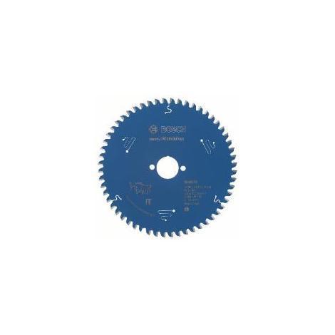 Lame scie circulaire Expert Alu BOSCH 56 dents 190x30x2,6/1,6 mm - 2608644102