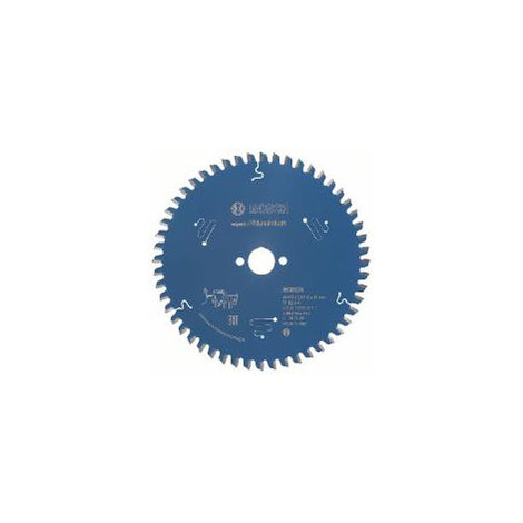 Lame scie circulaire Expert Alu BOSCH 80 dents 250x30x2,8/2 mm - 2608644111