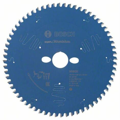 Lame scie circulaire Expert Alu BOSCH 96 dents 305x30x2,8/2 mm - 2608644115