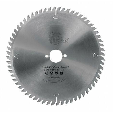 Lame scie circulaire métaux - ISOCELE