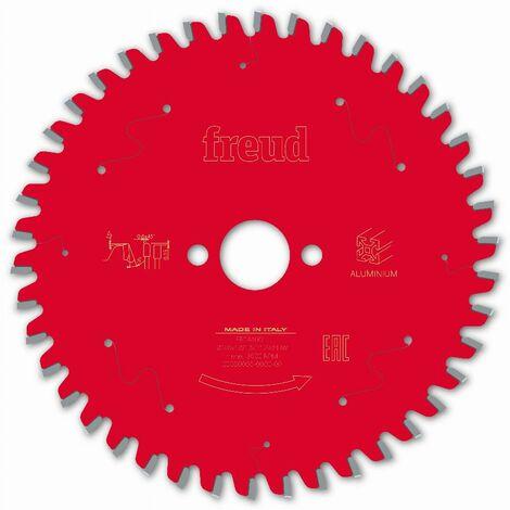 Lame scie circulaire portative filaire/sans fil FREUD - Ø140 1,8/1,3 AL20 Z42 TP -5° - F03FS09806 -FR04A001H