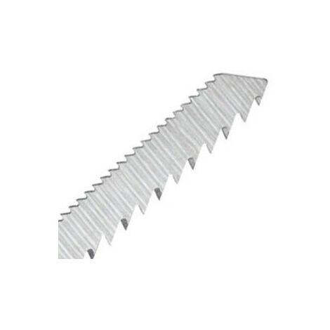 2305000-4 lames de scie sauteuse bois /& Plastic HCS WOLFCRAFT