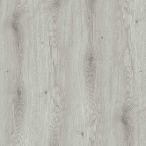 Lame sol PVC Clipsable - Parquet Chêne grisé (Oak 24935)