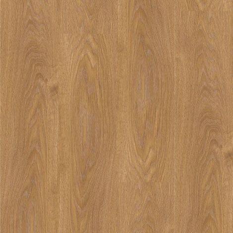 Lame sol PVC Clipsable - Parquet Chêne roux (Oak 24460)