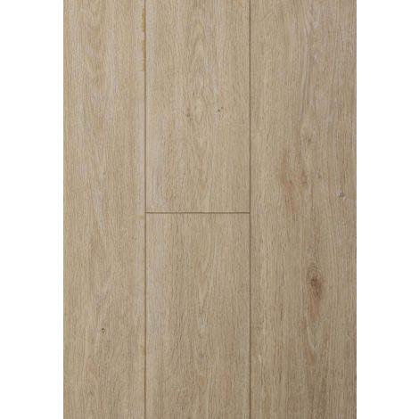 Lame vinyle rigide clipsable Ocean Natural White | 2.00 mètre carré