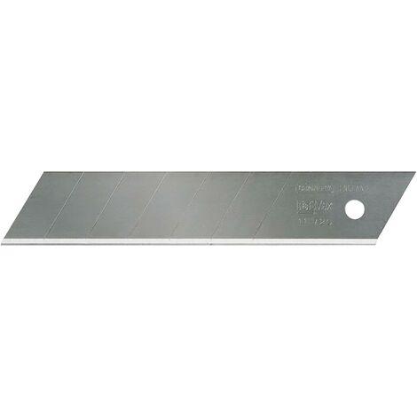 Lames de cutter Fatmax x10 STANLEY - plusieurs modèles disponibles