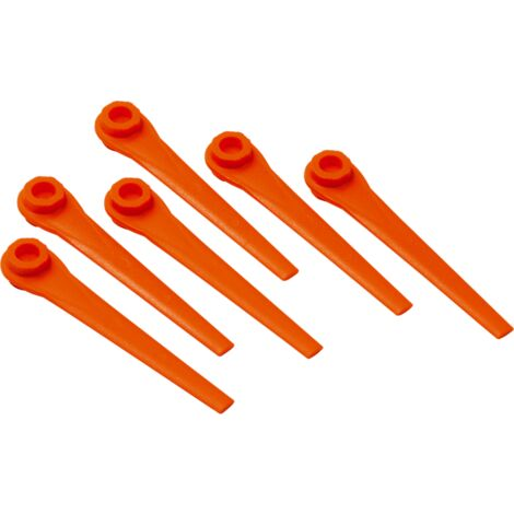 Lames de rechange GARDENA pour coupe-bordures AccuCut 400 Li, AccuCut 450 Li et AccuCut - 20 pièces - 5368-20