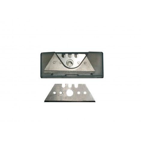 Lames de rechange pour Rabot à chanfreiner pour plaque de plâtre HEKA 10 pieces - 012962
