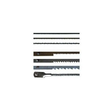 lames de scie 130 mm désignation sachet de 144 lamesutilisation métauxdenture fixation pinces