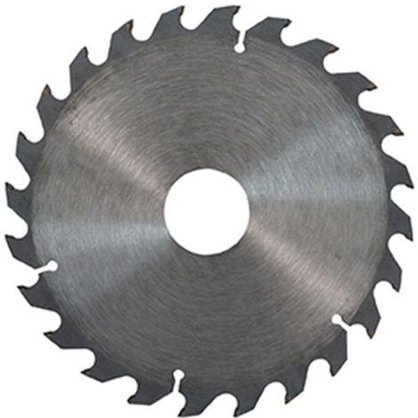 Lames de scie circulaire multimatériaux D.85 x Al. 15 mm - Lot de 3