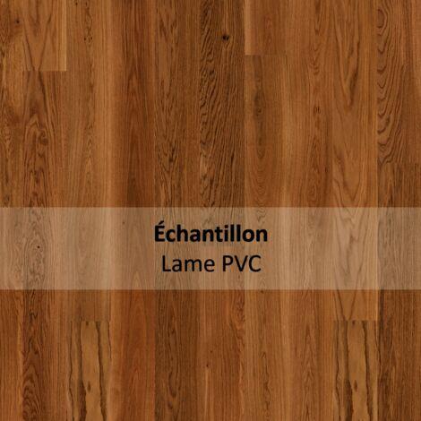Lames de sol PVC clipsables - boite de 7 lames sol vinyle imitation parquet - 1,61 m² -Essentiel Click 30- chêne anglais naturel - TARKETT