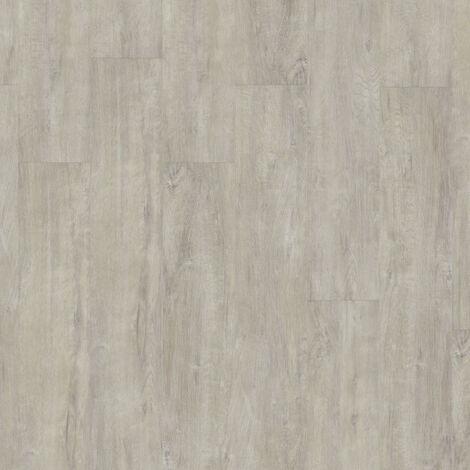 Lames de sol PVC clipsables - boite de 9 lames sol vinyle imitation parquet - 2 m² -Starfloor Click 30- country chêne light beige - TARKETT