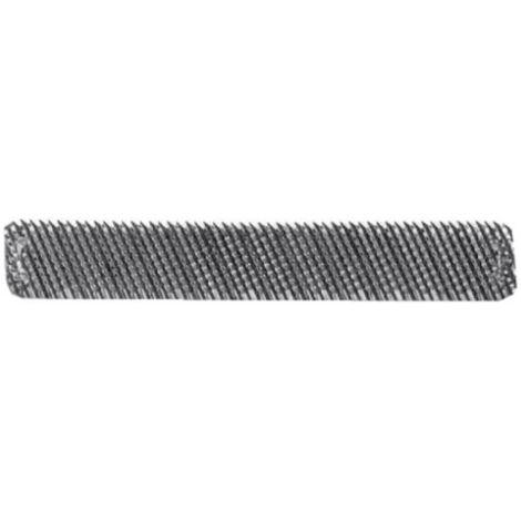 Lames demie ronde pour rabot convertible, limes plates et rondes 250 mm Surform